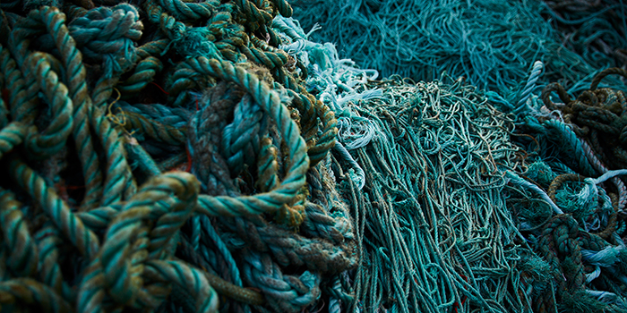 Nets. Photo: Plastix A/S.